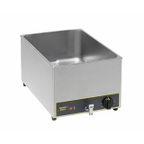 Economic bain-marie 1/1, without waste outlet, without container